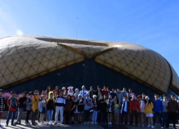Du lịch Đà Lạt trường Nguyễn Bỉnh Khiêm